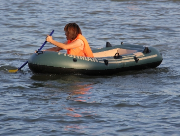 水上皮劃艇